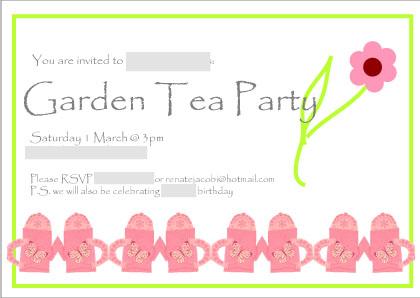 teaparty invite 2